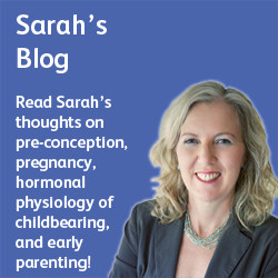 read Sarah Buckley's blog